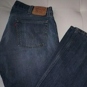 Levi's 514 Slim Straight Fit 38/32